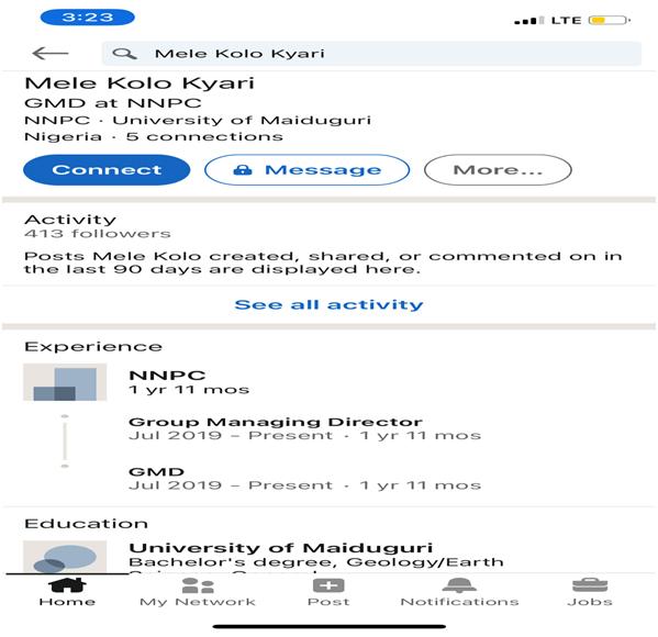 Certfort's image illustrating LinkedIn Scam Alerts - Certfort Limited 2021